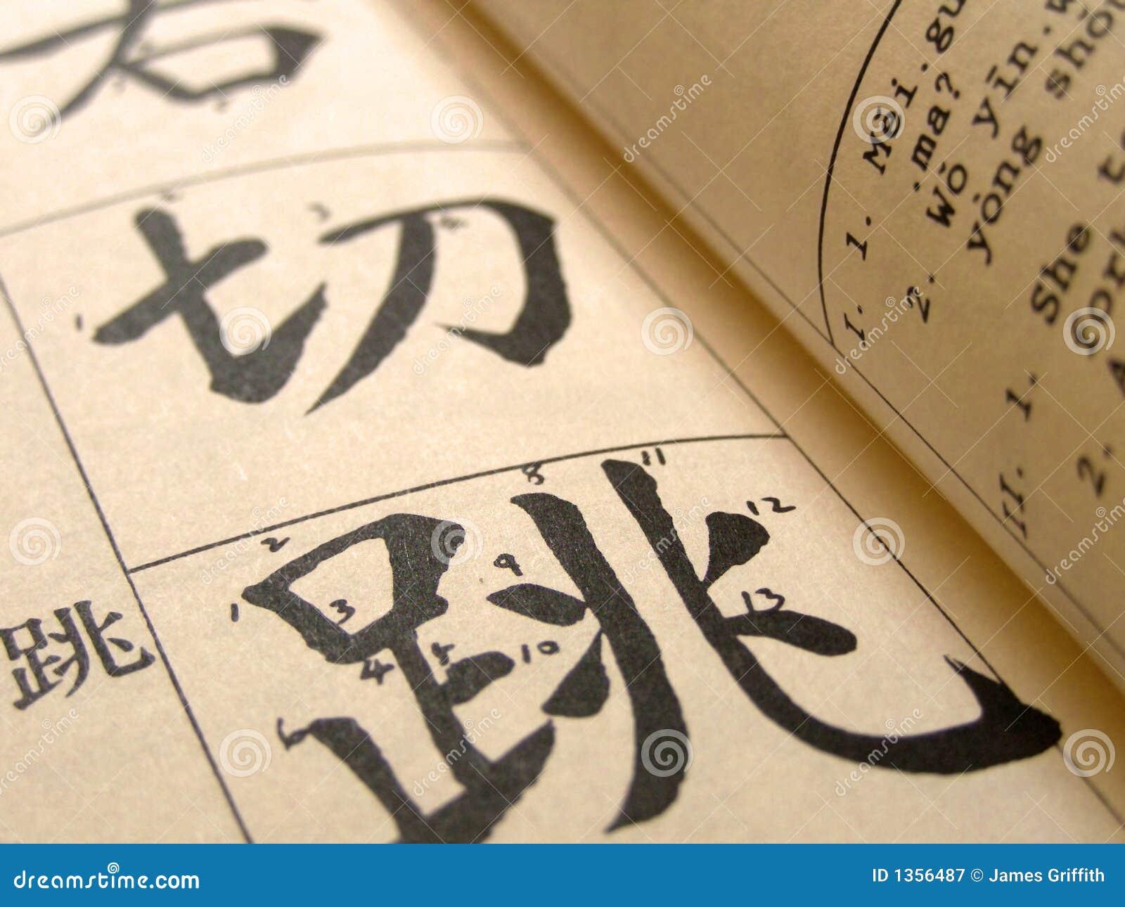 Mandarin Chinese Stock Image Image Of Linguistics Asia