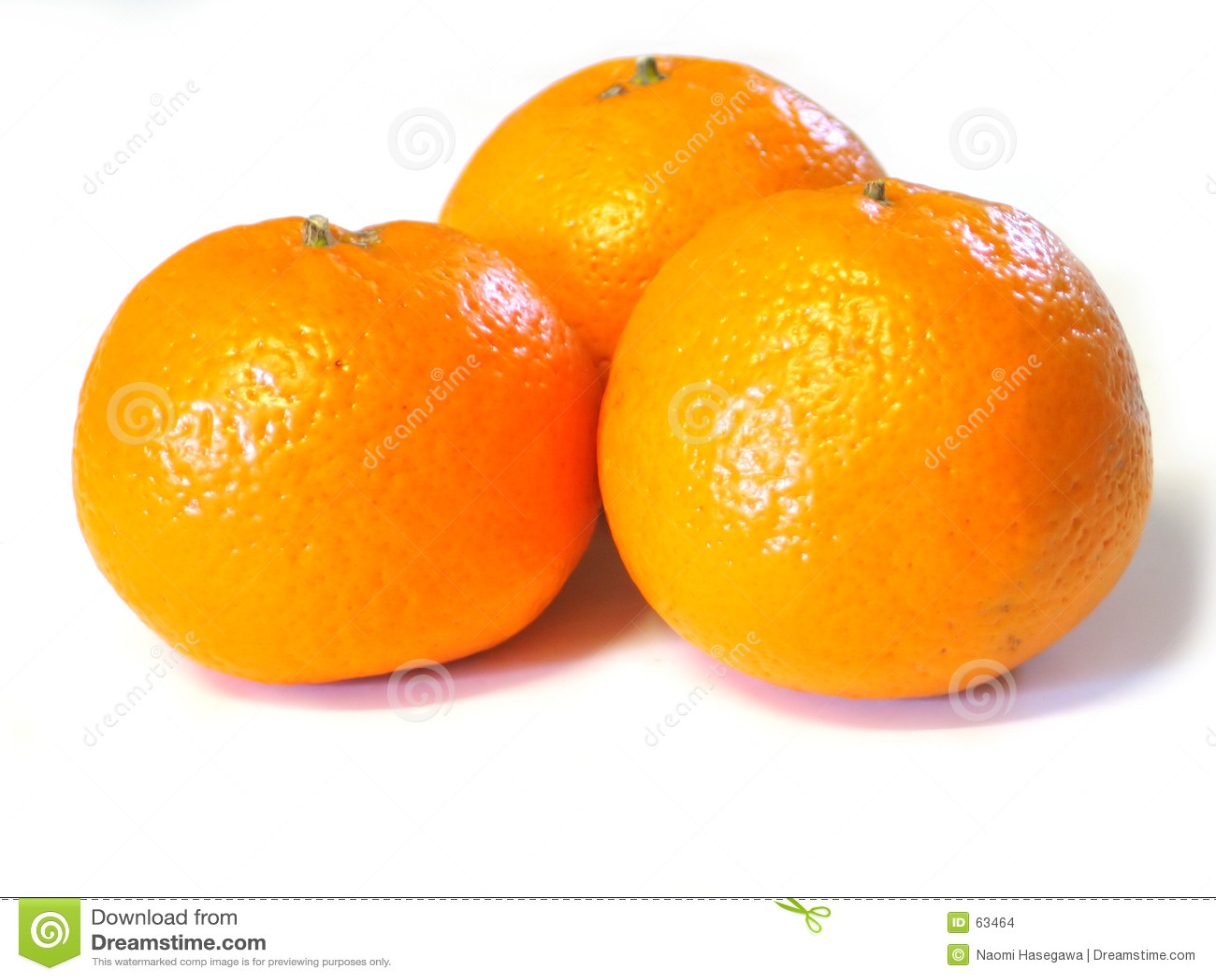 Mandarin Oranges Stock Images - Image: 63464