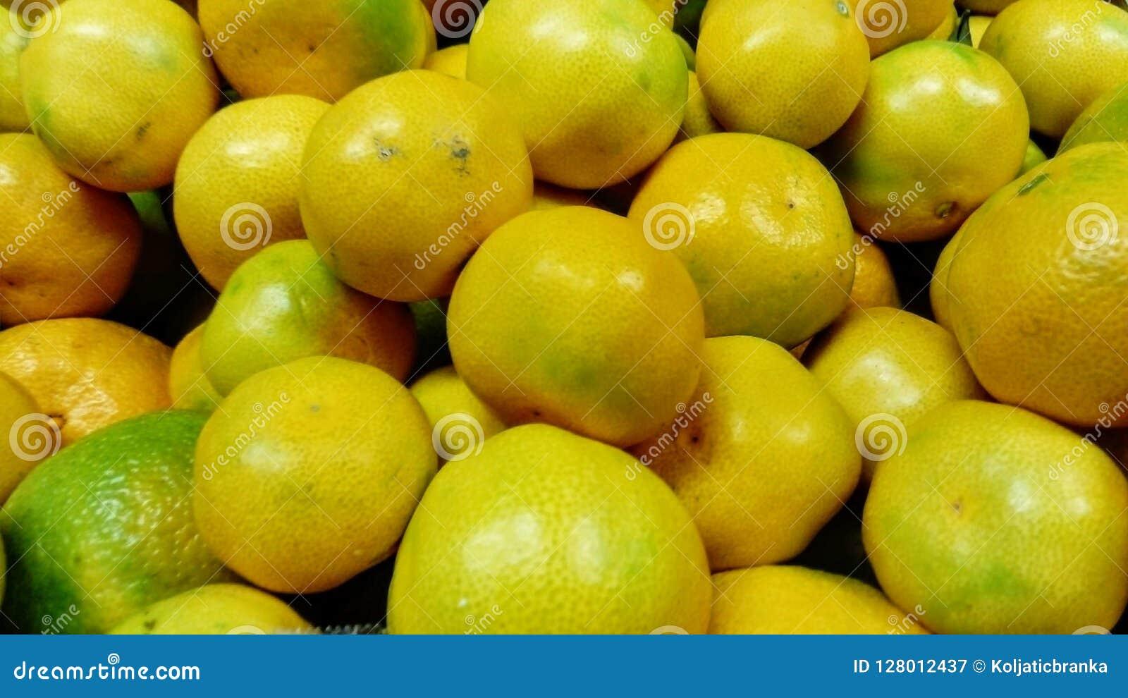 Mandarines à vendre