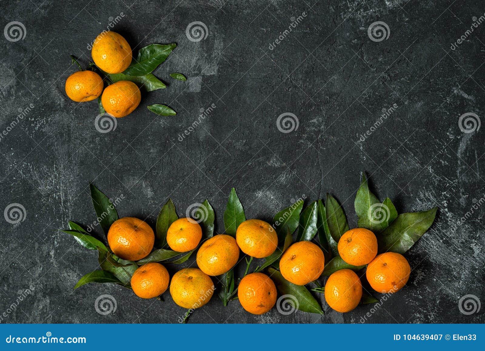 Download Mandarines stock afbeelding. Afbeelding bestaande uit mandarins - 104639407