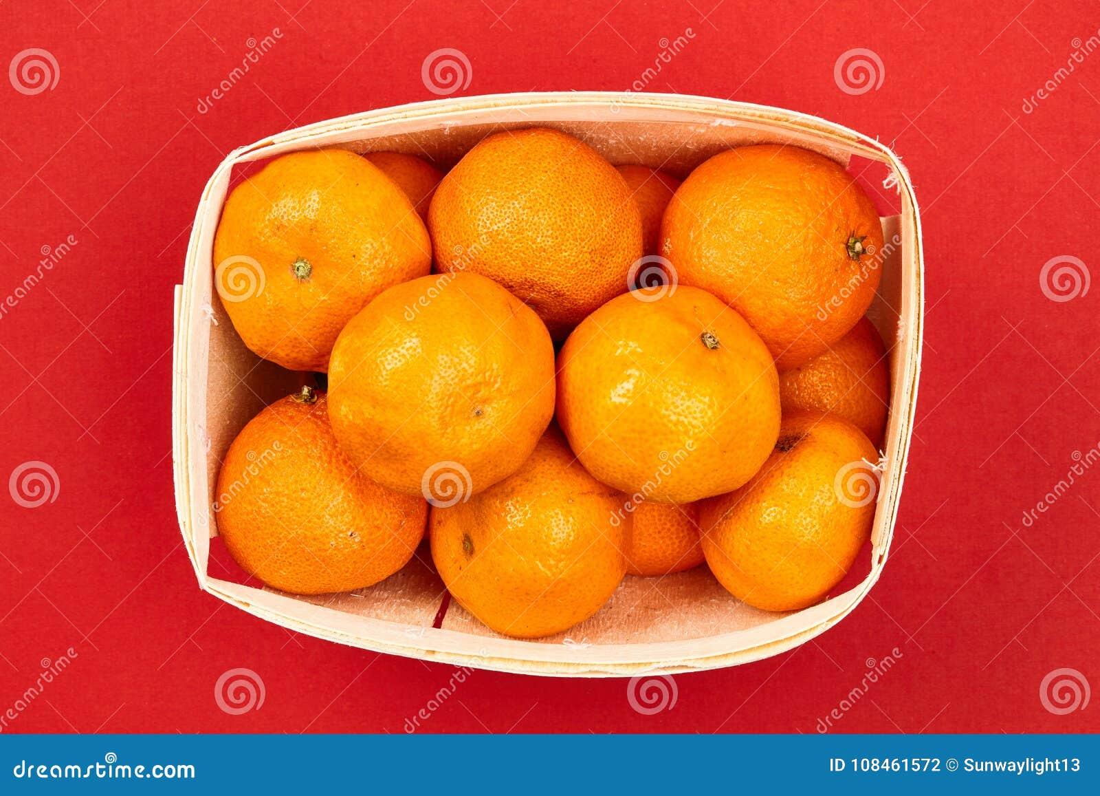Mandarynka jaskrawy Cytrus Jaskrawa owoc jest twój
