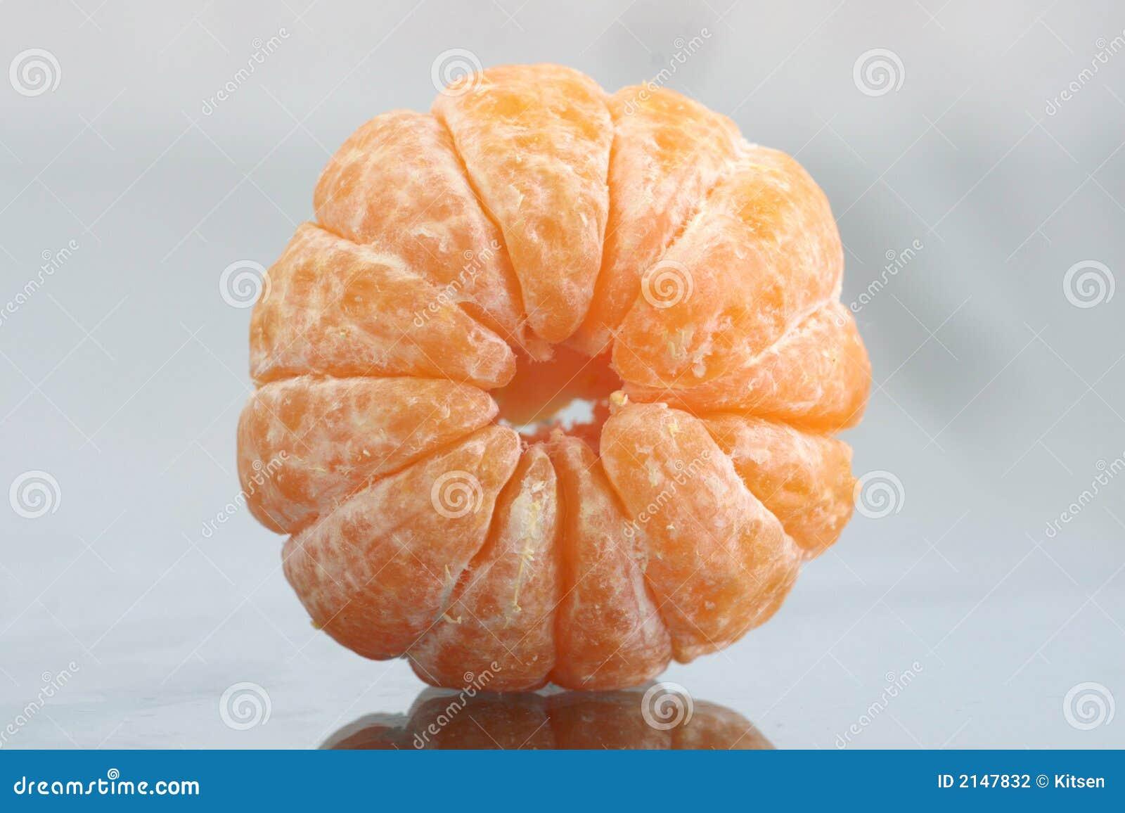 Mandarynka owocowych