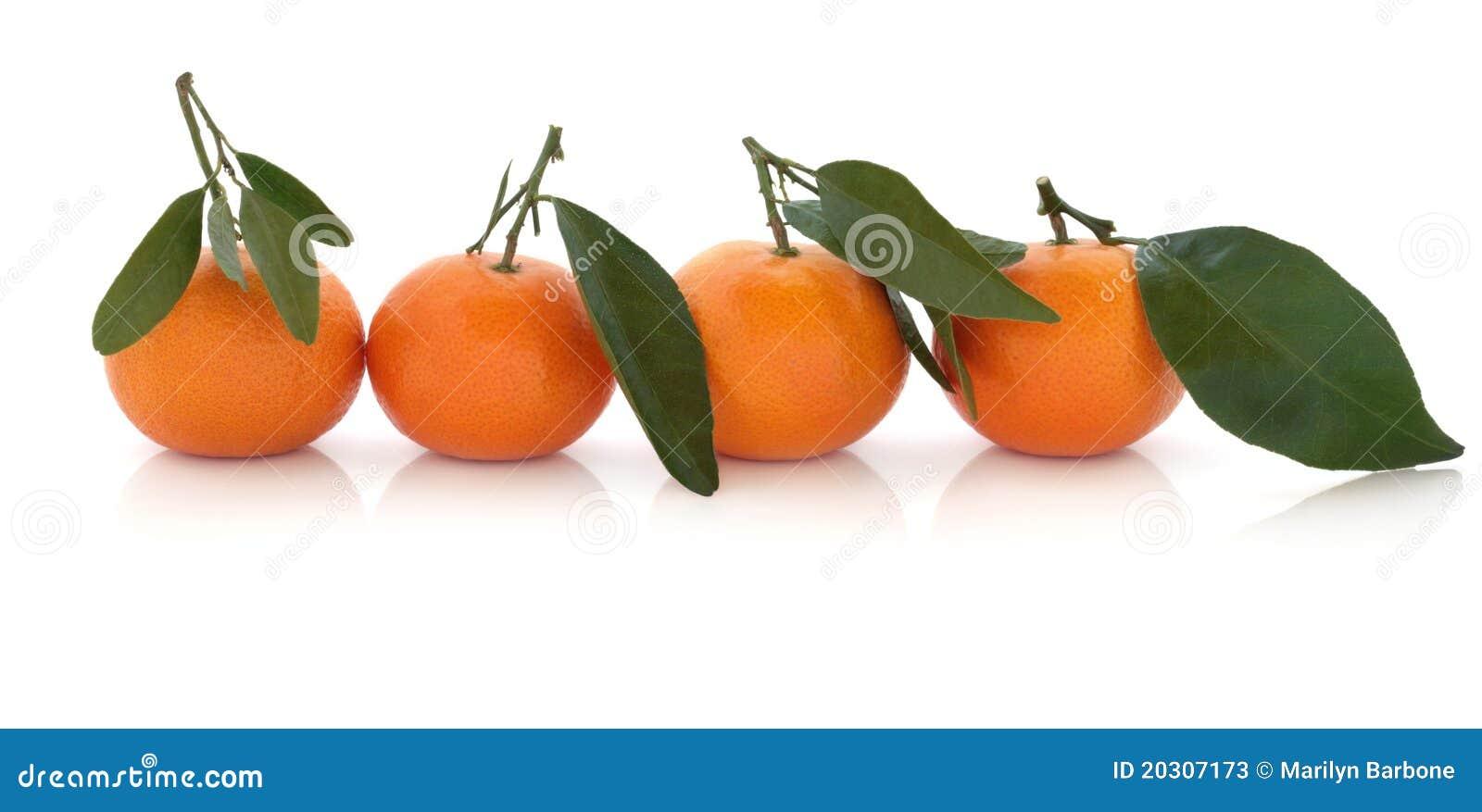 Mandarynki owocowa pomarańcze