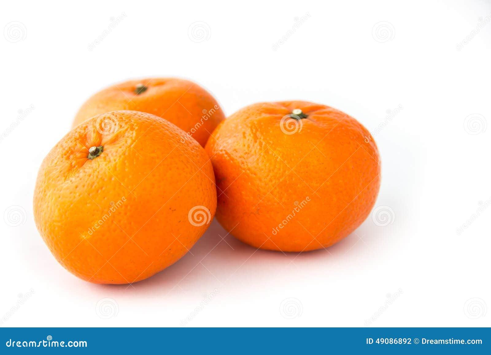 Mandarynki pomarańcze