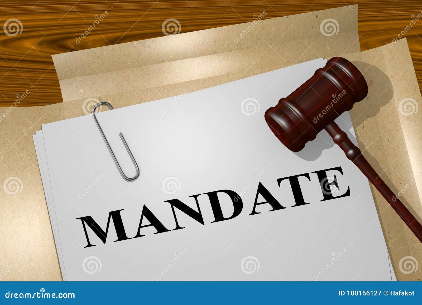 Mandate Stock Illustrations – 535 Mandate Stock ...