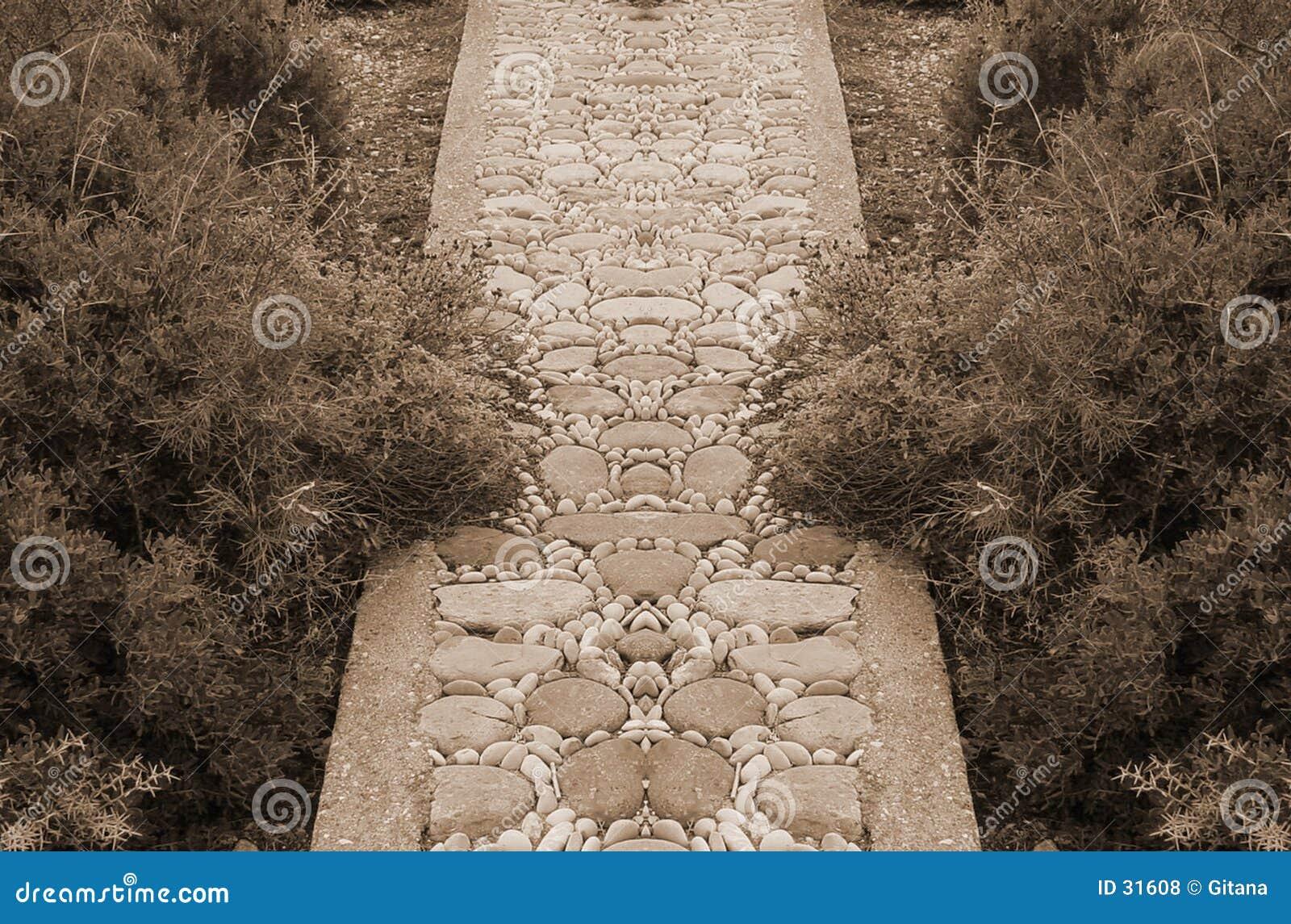 Maneira de pedra