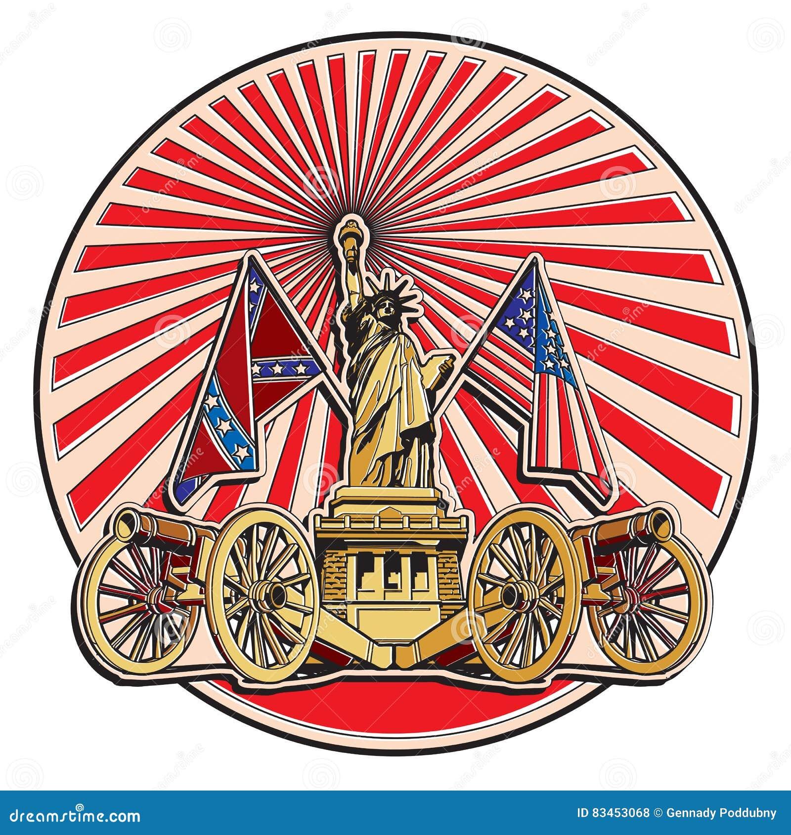 Manera a la insignia de la libertad
