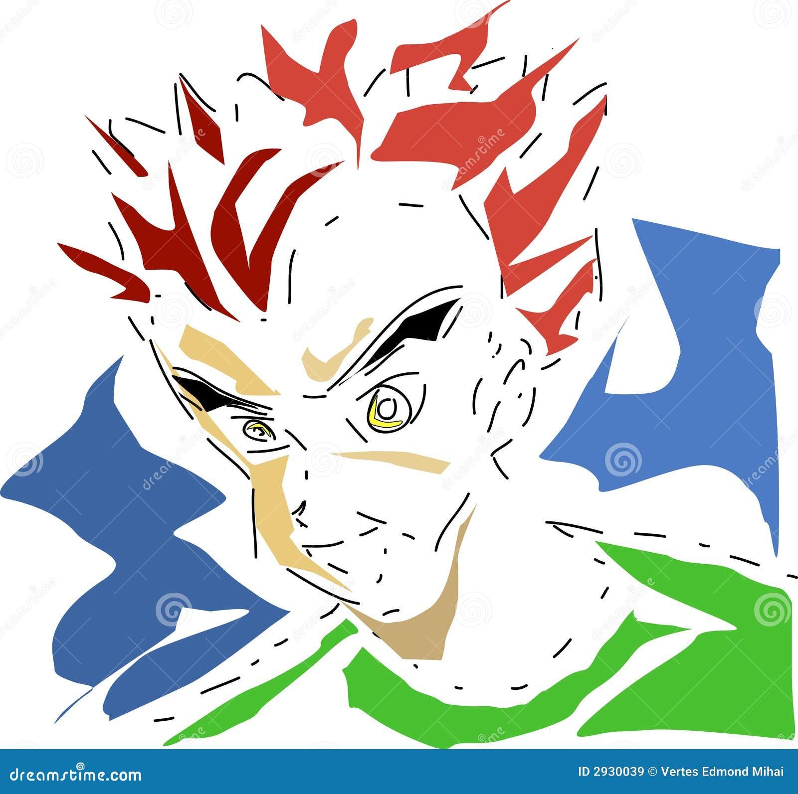 Manga Junge