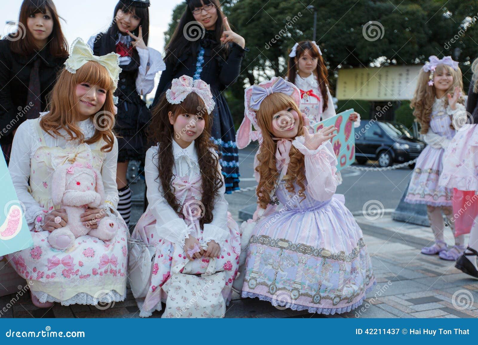Manga Mädchen