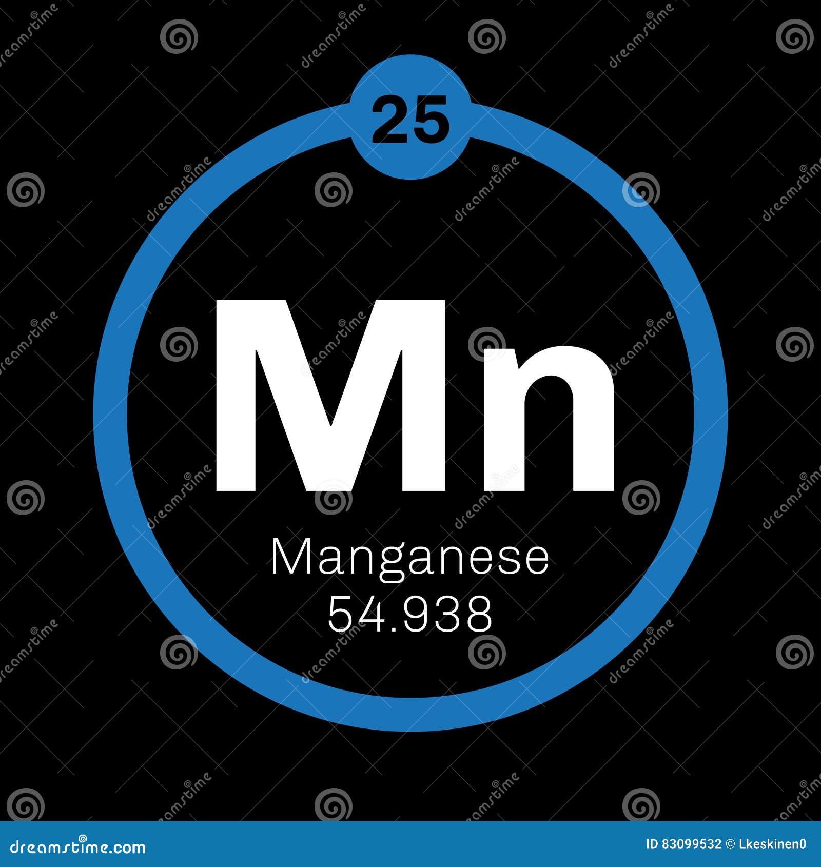 Manganese chemical element stock vector illustration of atom 83099532 manganese chemical element atom electrons urtaz Gallery