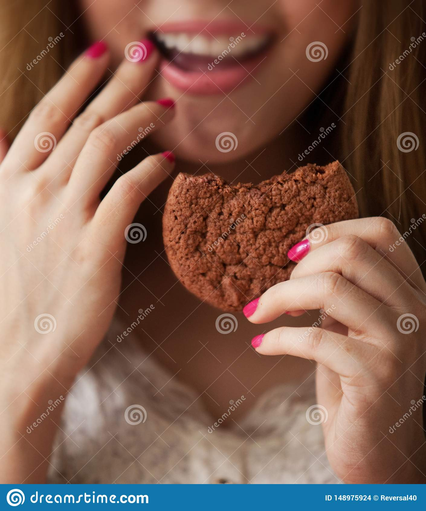 Mangez les biscuits