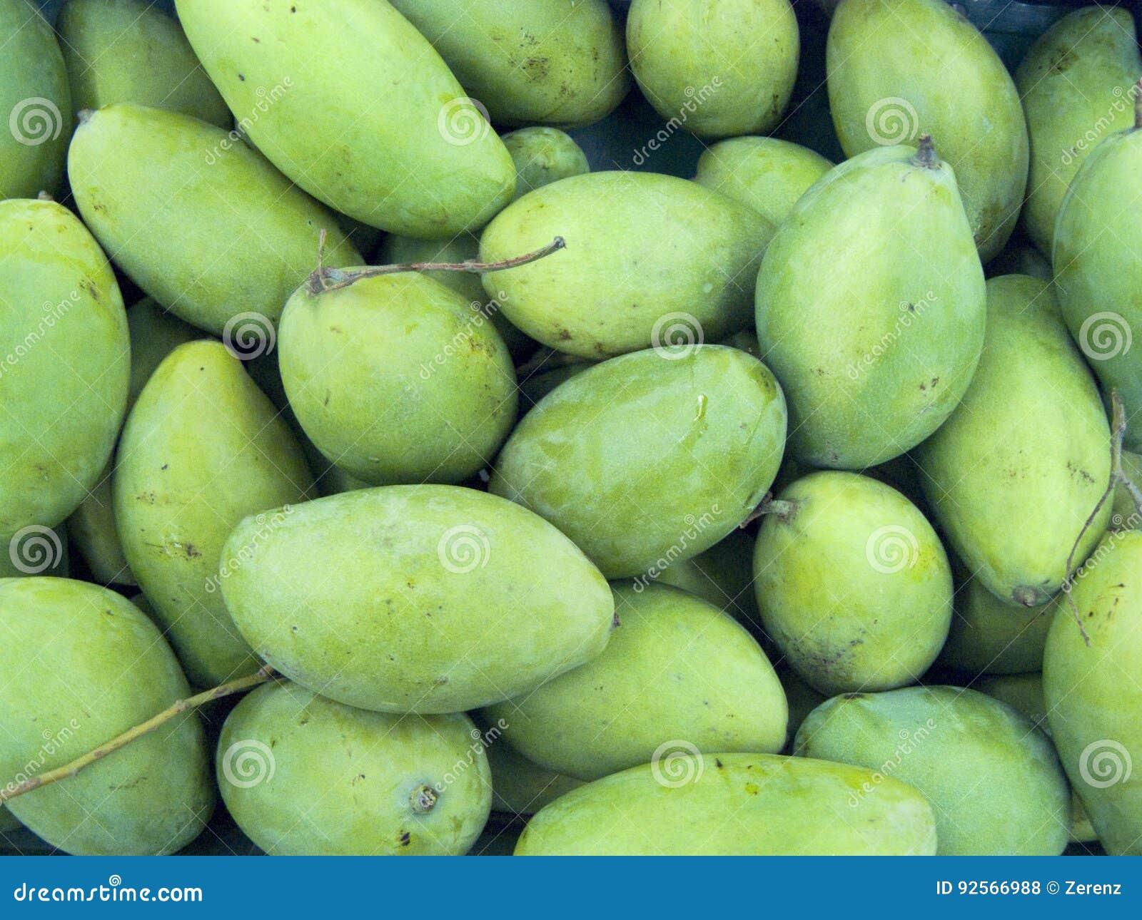 Manghi verdi