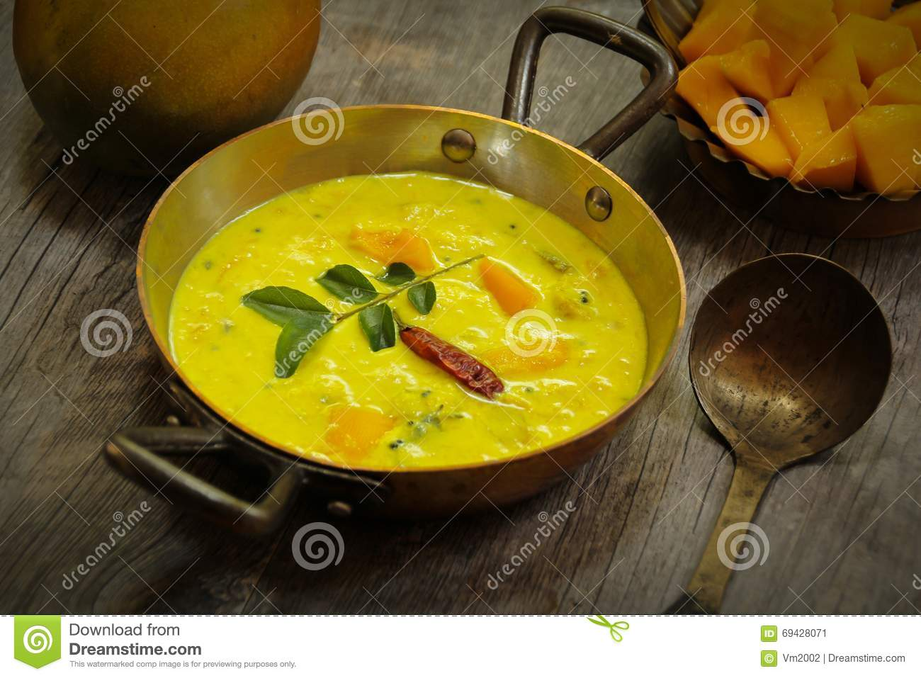 Mango Curry South Indian food
