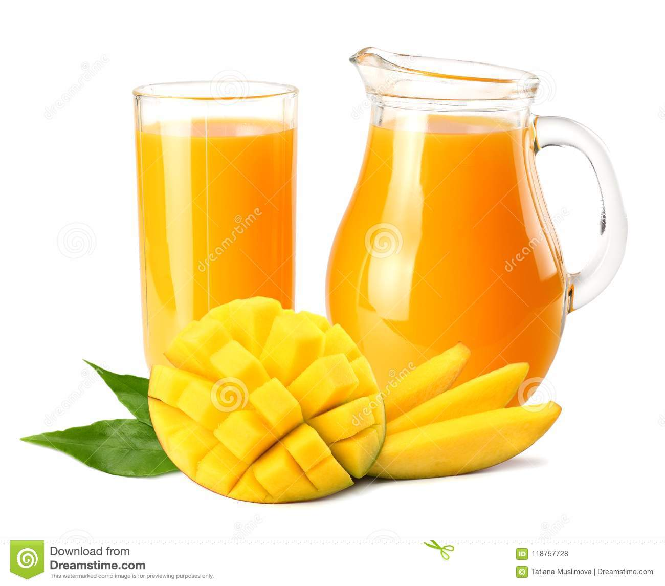 Mango Juice Pictures Images
