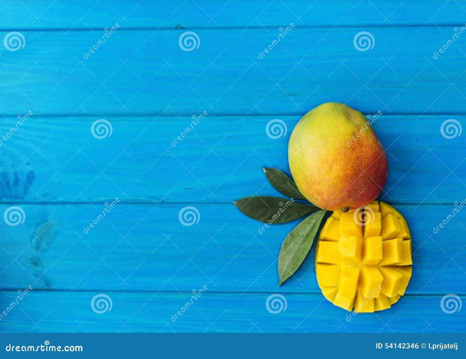 Mango orgánico