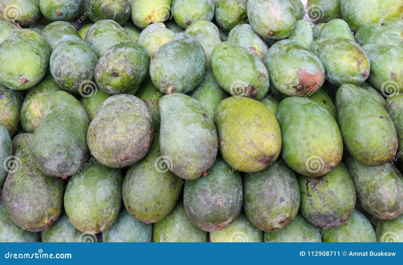 Raw Mango Pictures