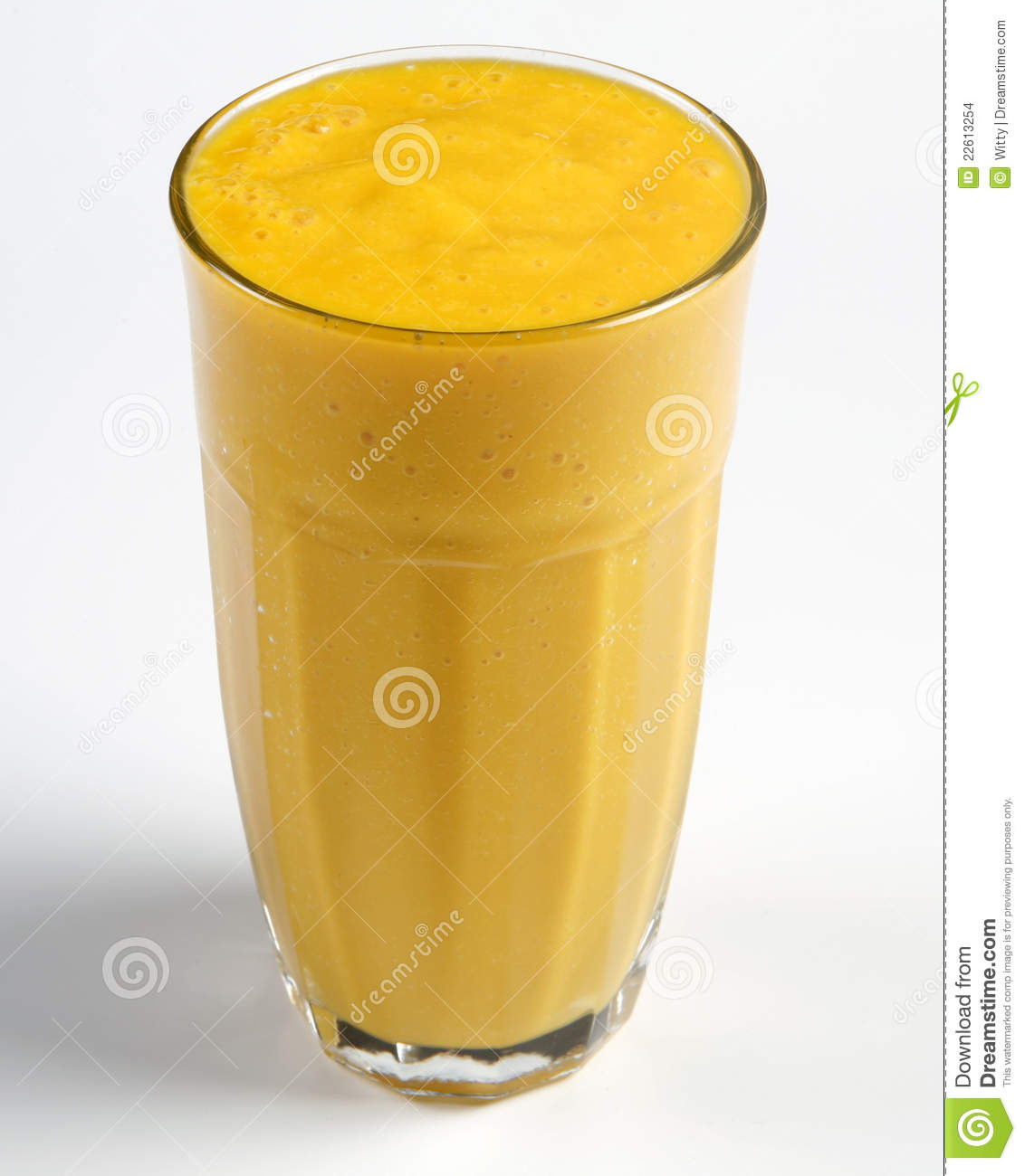 Mango Shake Stock Photo Image Of Style Sweet Cold