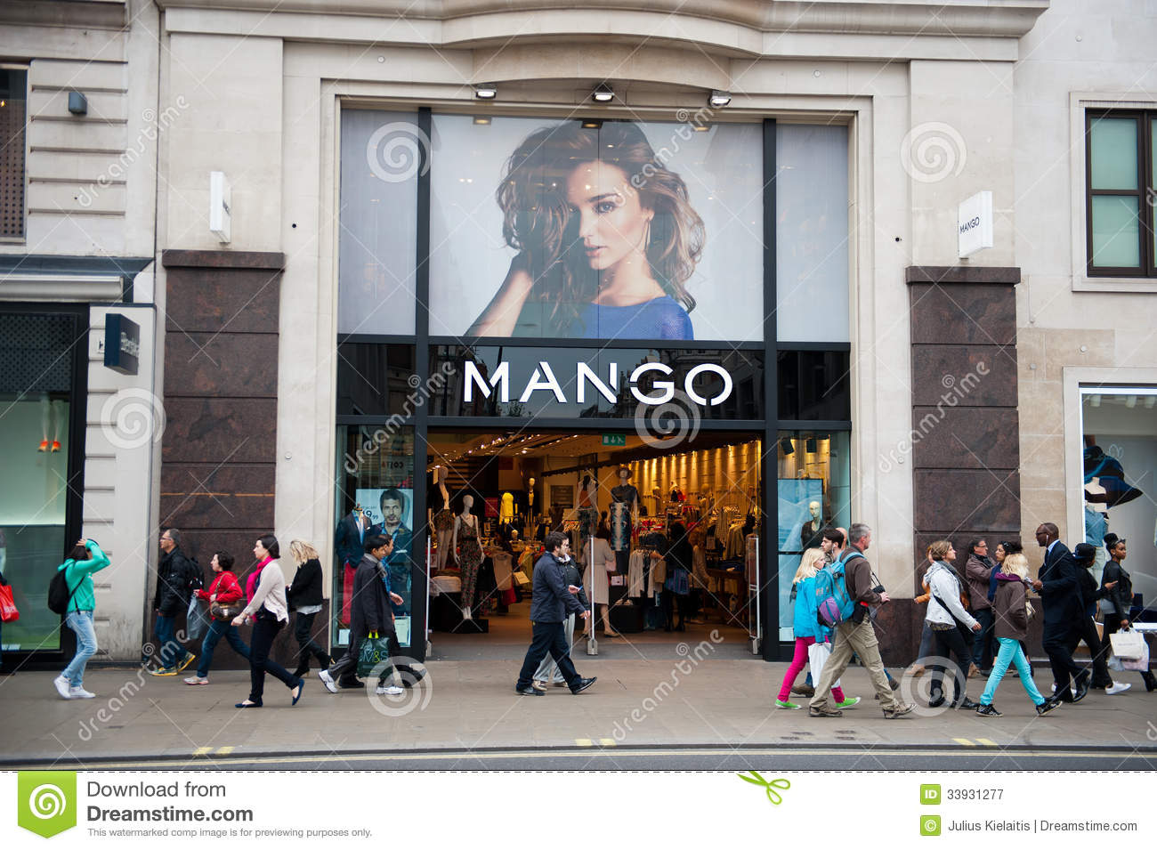 Mango Fashion Store Uk