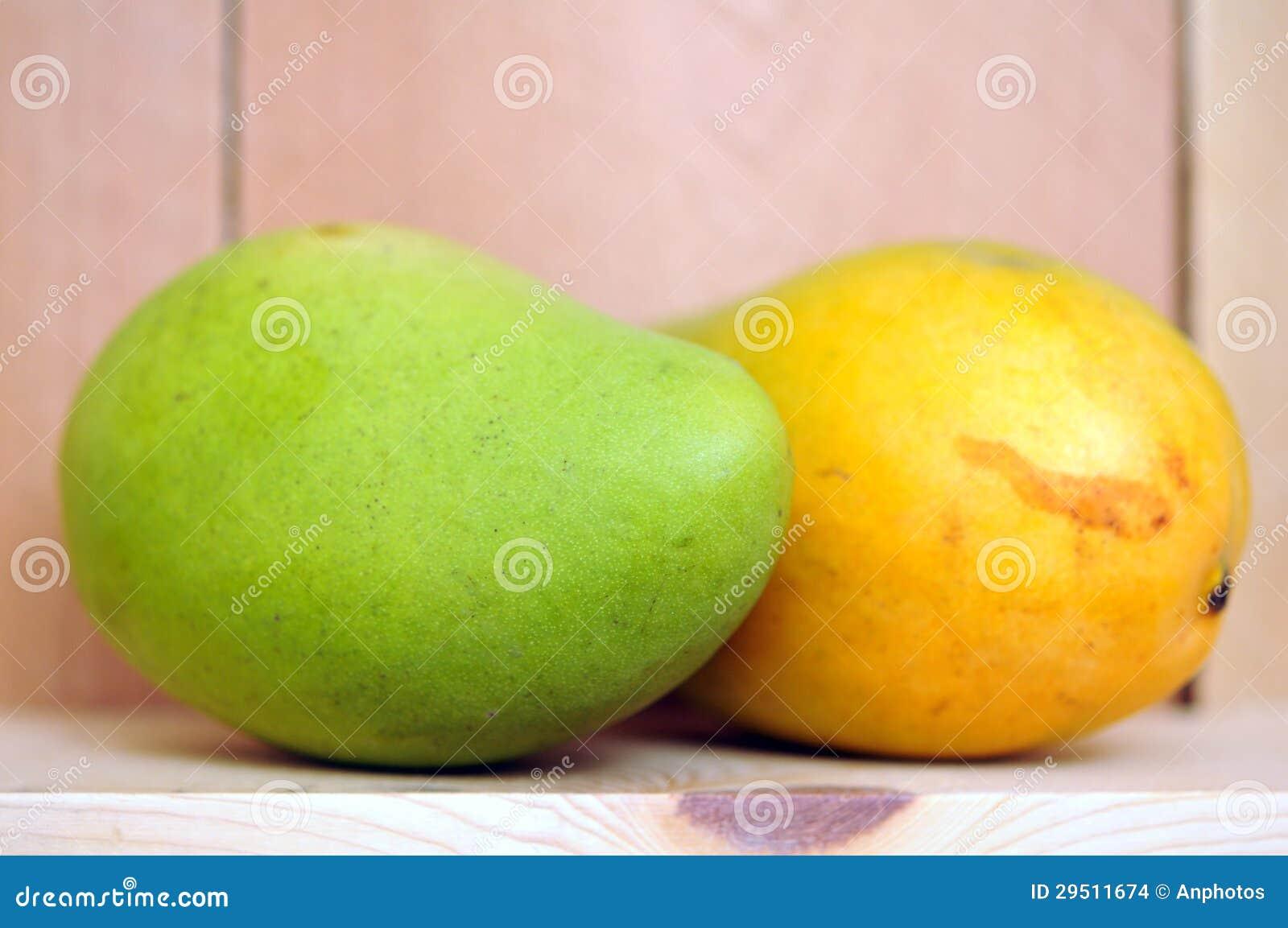 Mango twee