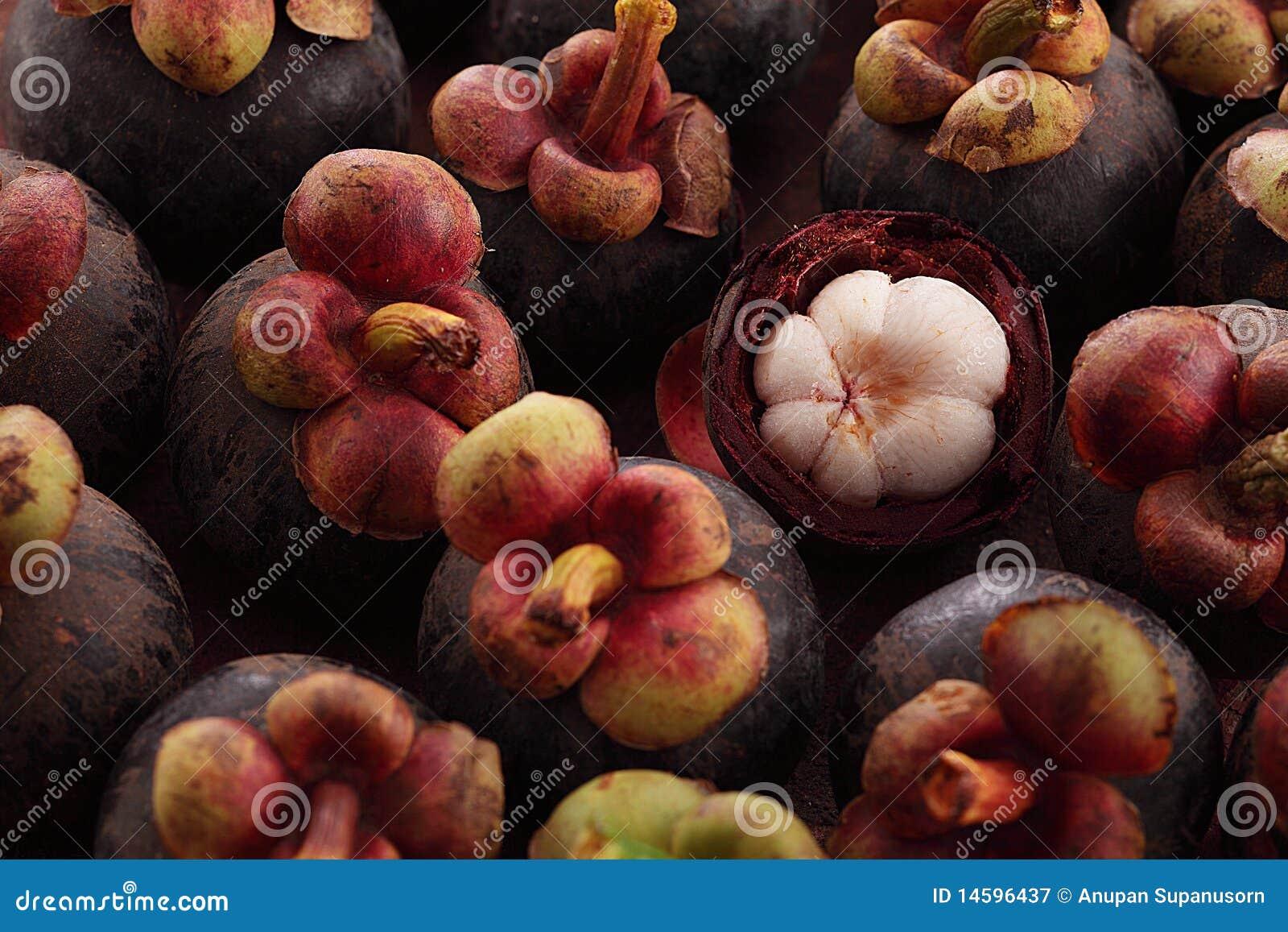 Mangostanfruchtmasse
