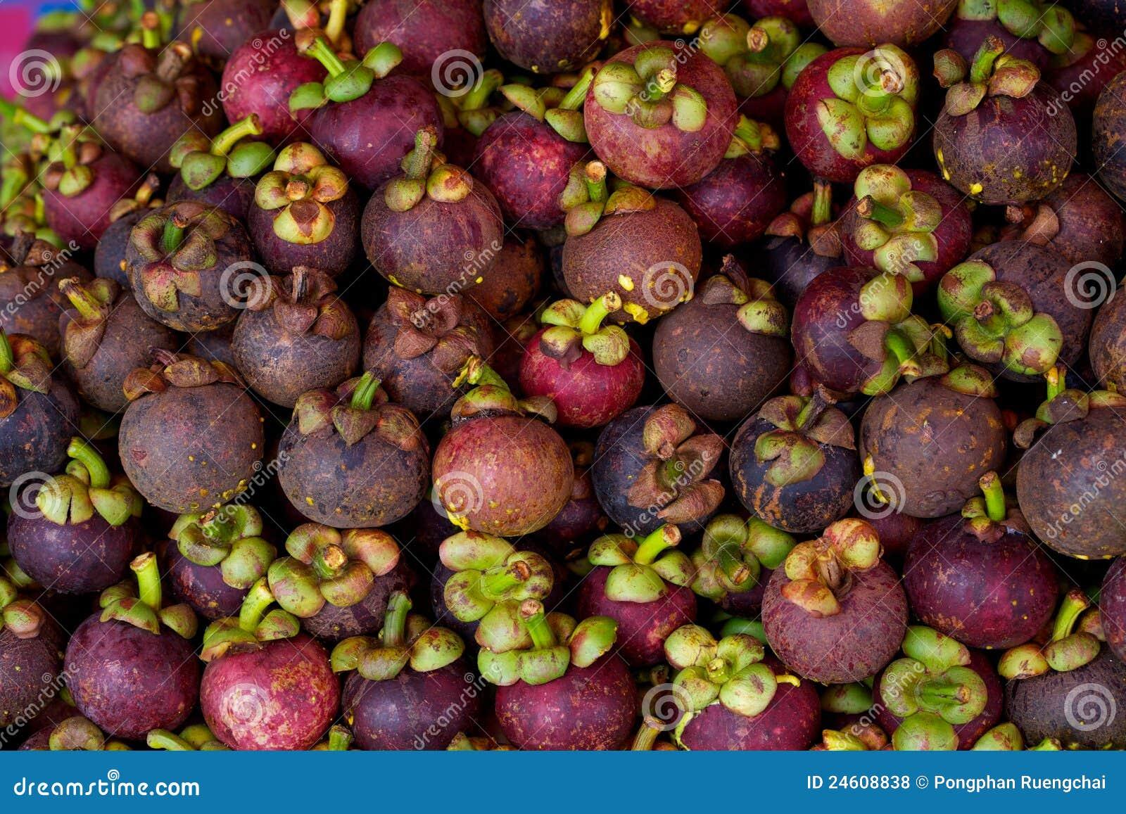 mangosteen fruit fruit desserts