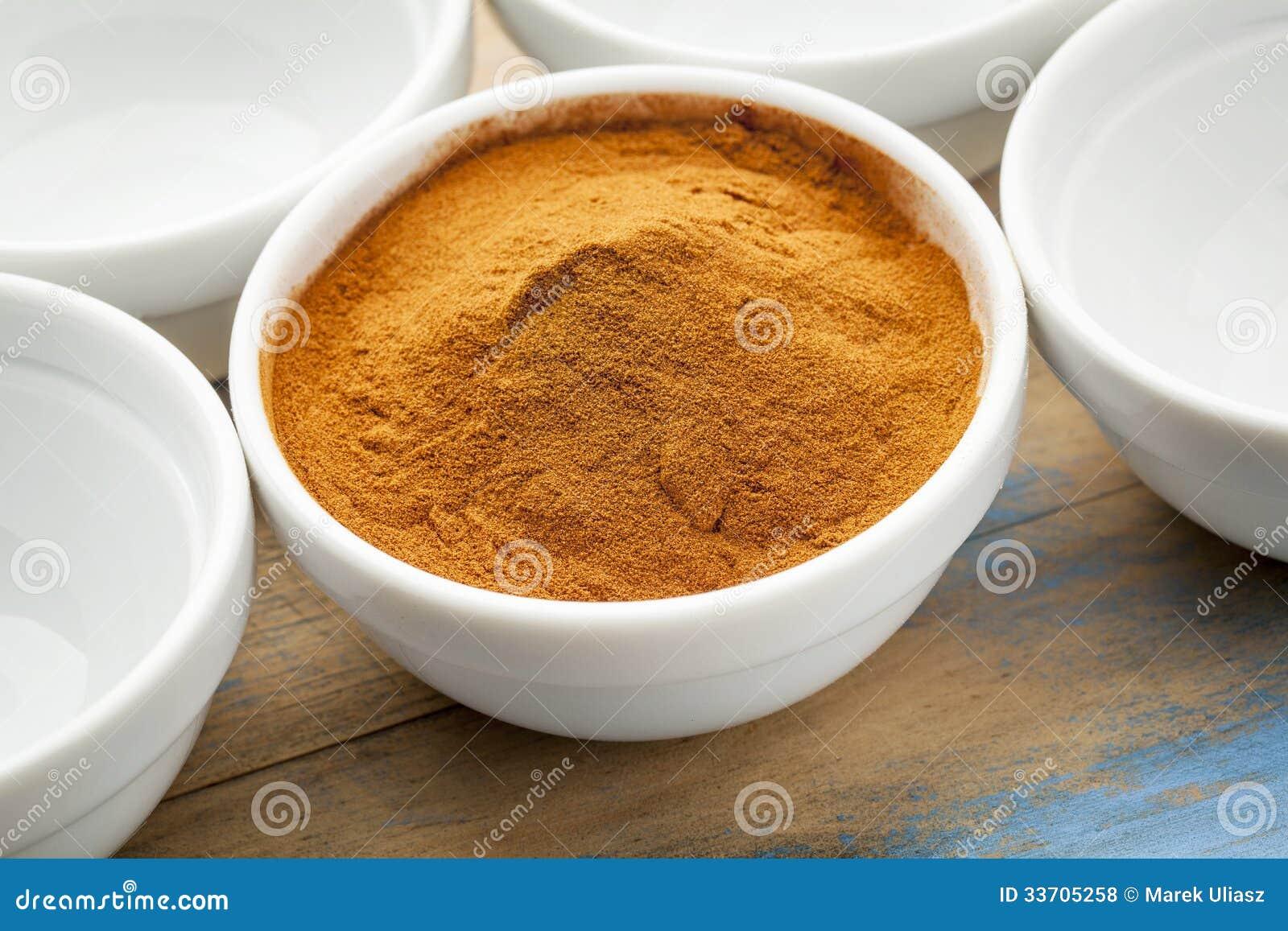 Mangosteenfruktpulver