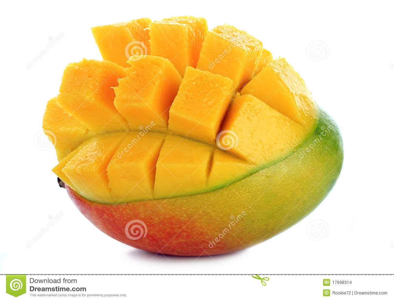 Mangowy biel