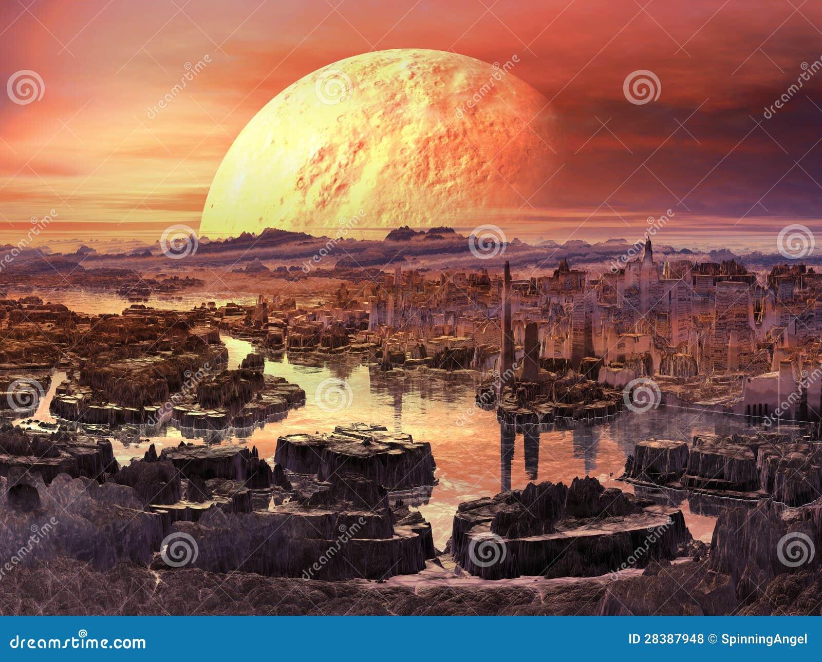 Manhã marciana