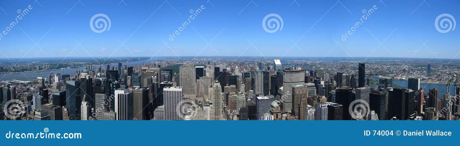 Manhattan панорамный