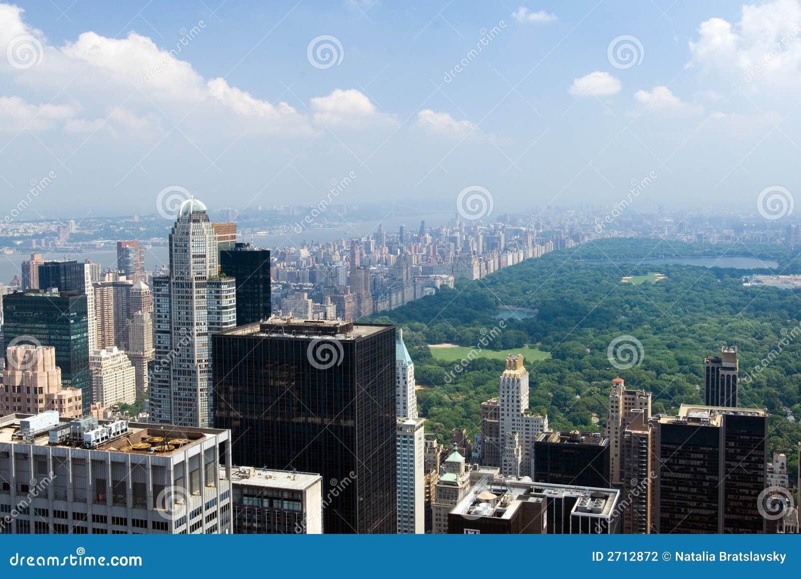 Manhattan солнечный