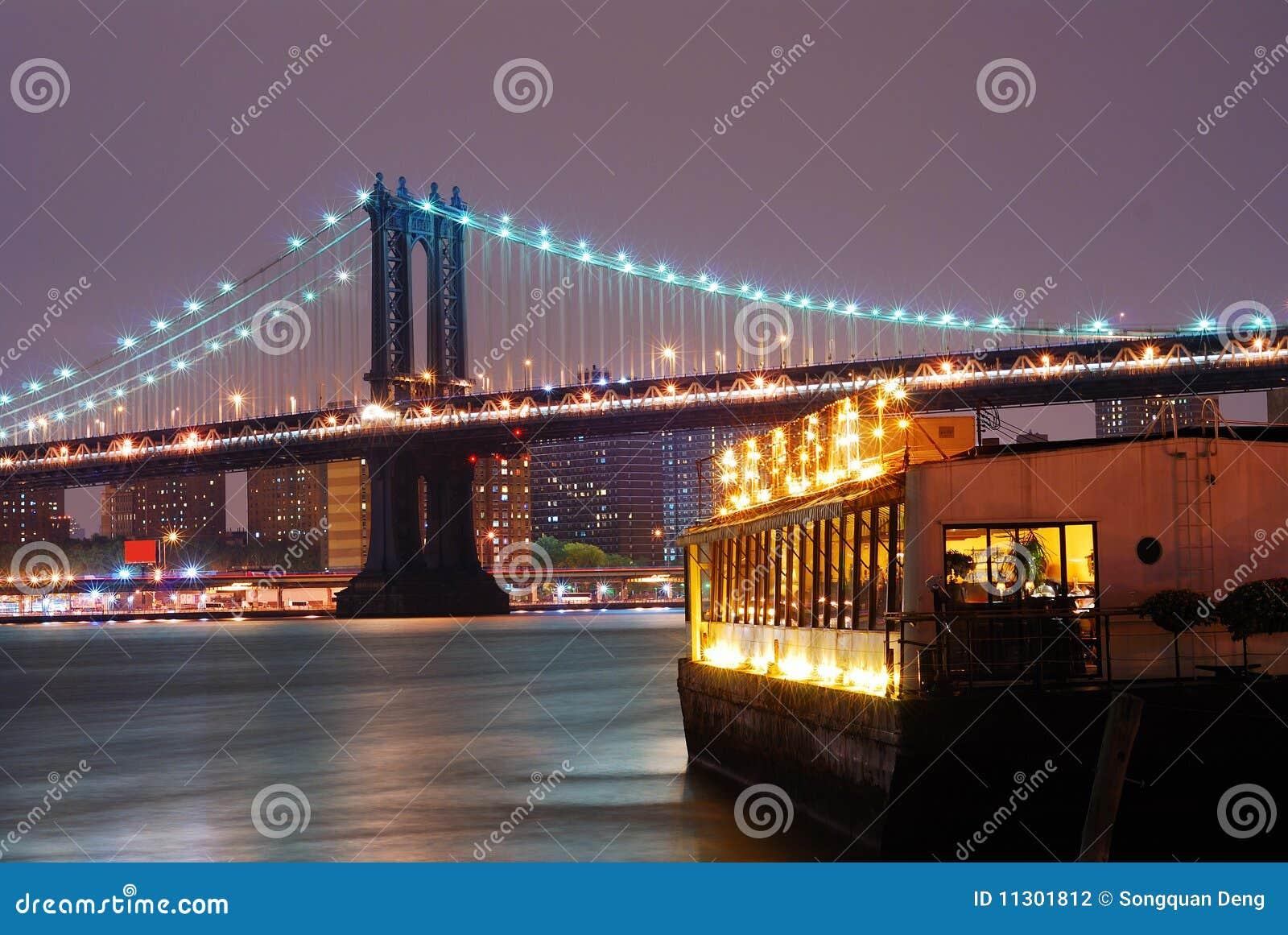 Manhattan-Brücke