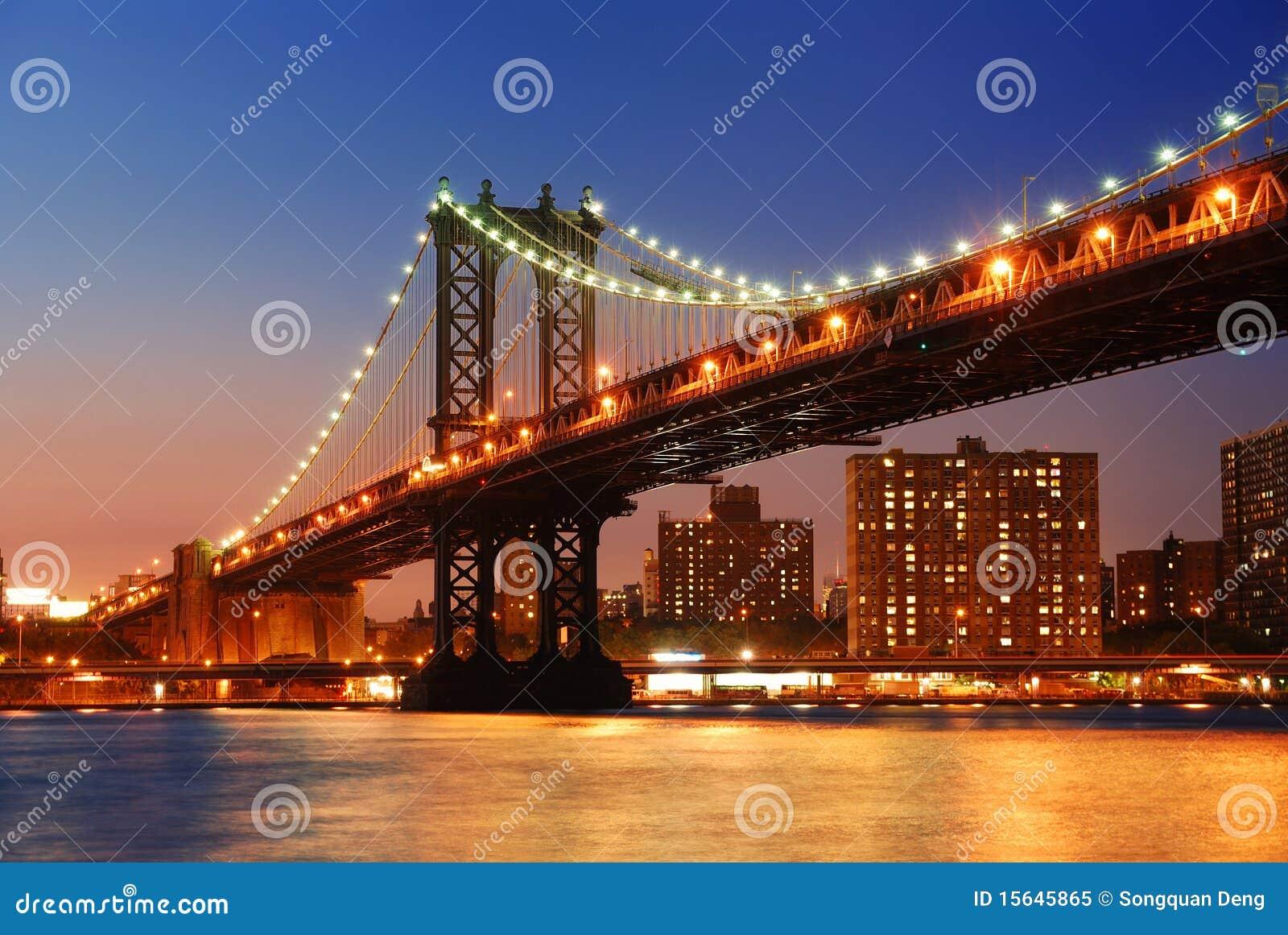 Quadro dorival moreira fotografia new york manhattan bridge