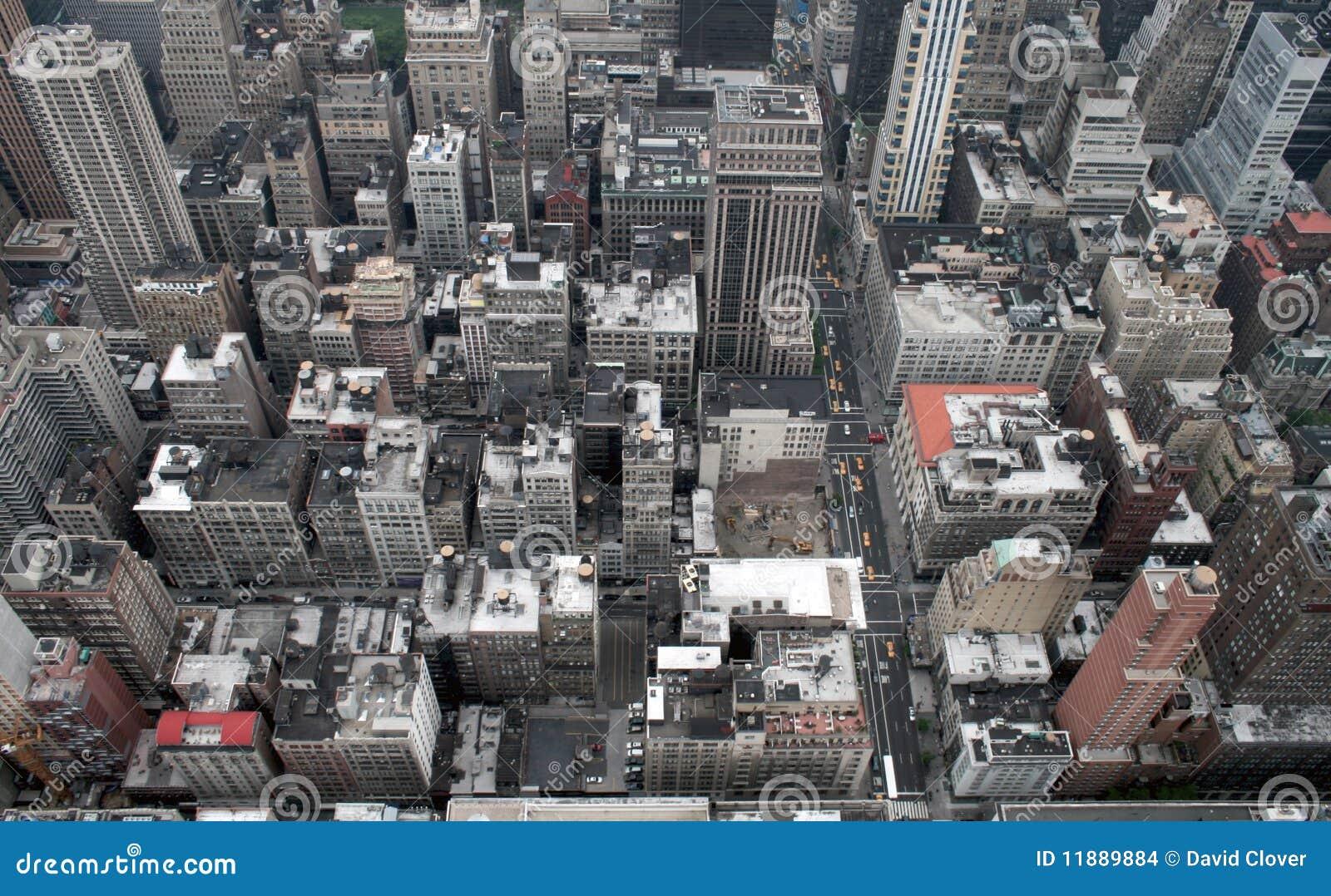 Manhattan del Empire State
