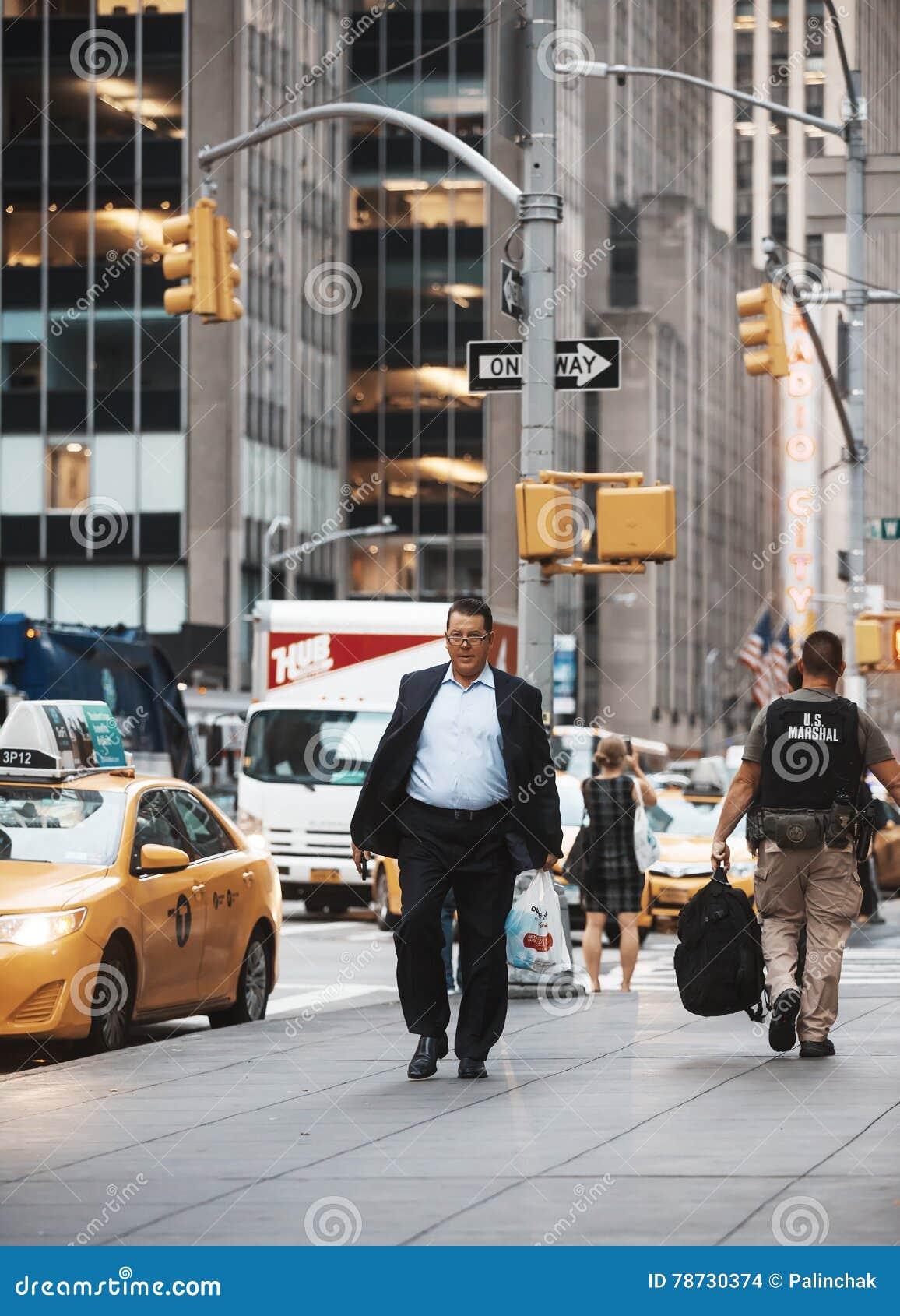 Manhattan gataplats