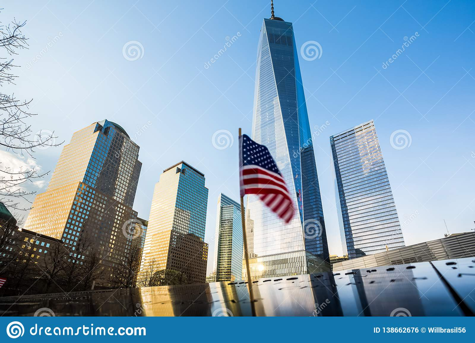 One World Trade Center editorial photo  Image of building