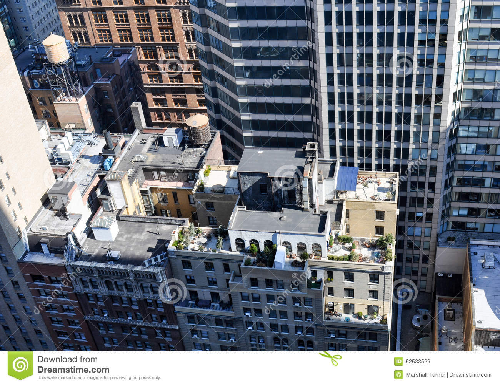 Manhattan Rooftop