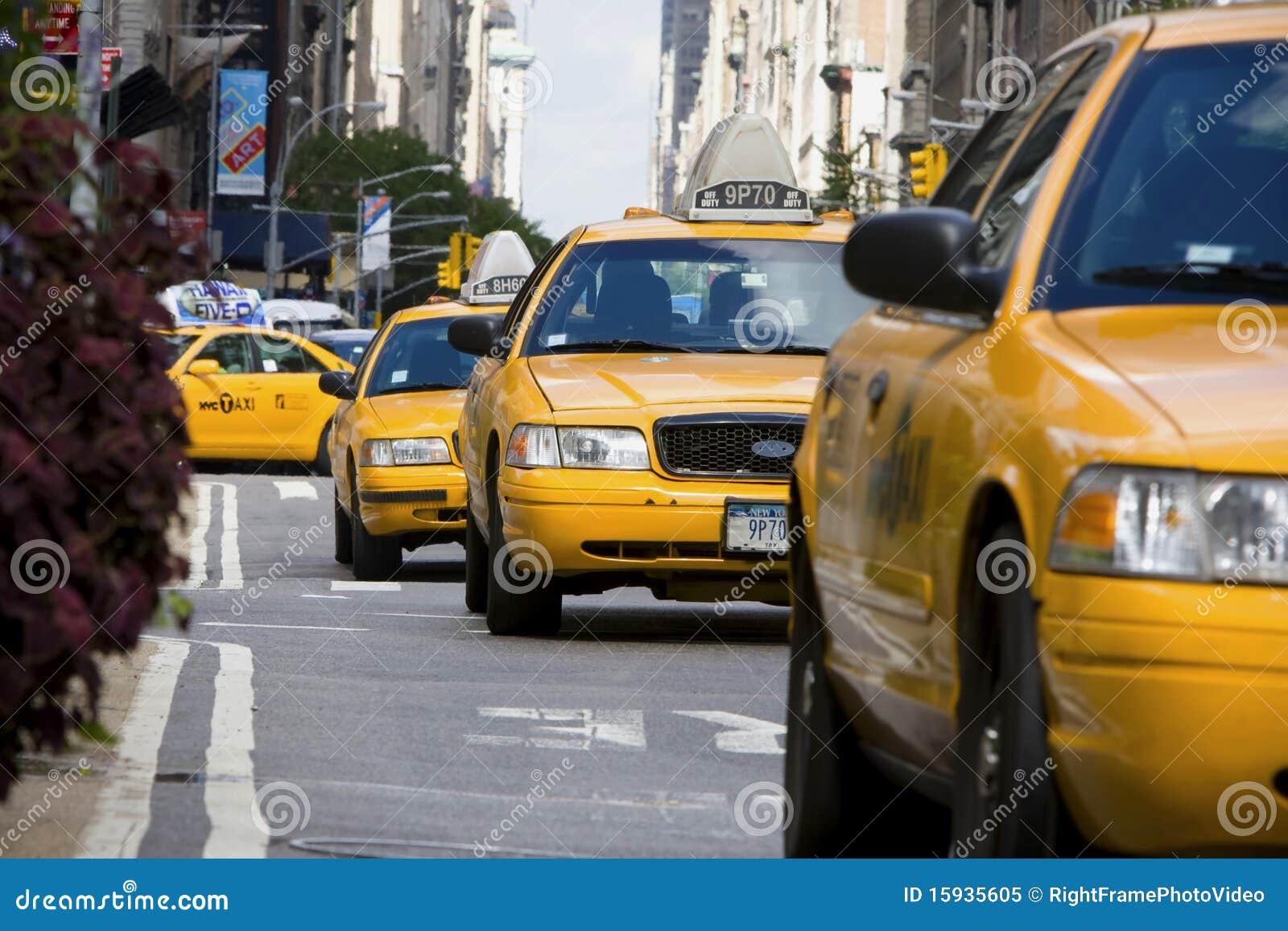 Manhattan taxar