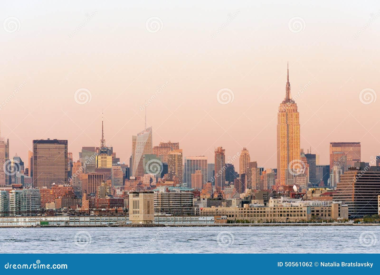 Manhattan widok