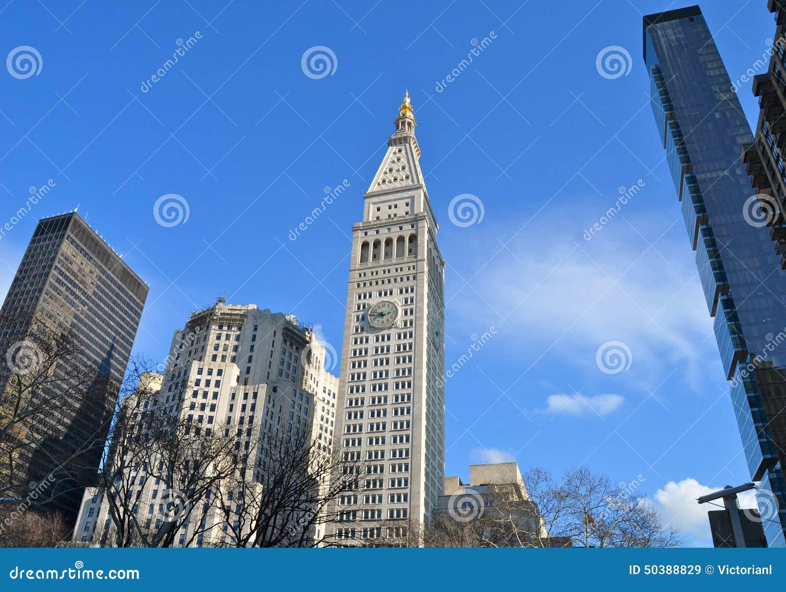 Manhattanie, nowa linia horyzontu York