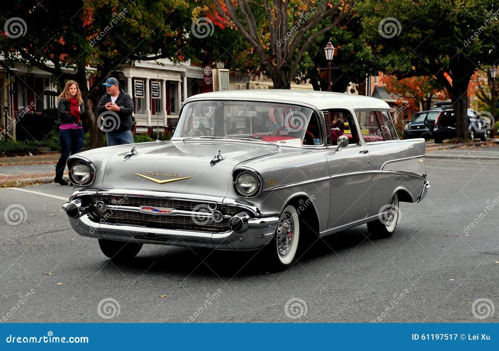 Manheim PA Classic Car Show And Parade Editorial Photography - Local classic car shows