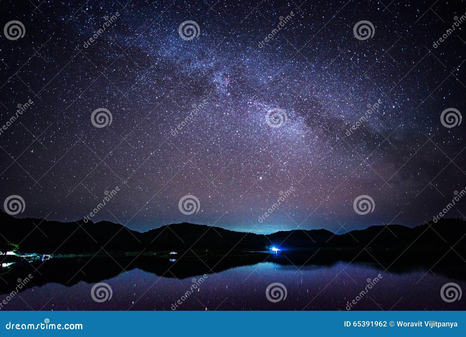 Manière laiteuse, la galaxie