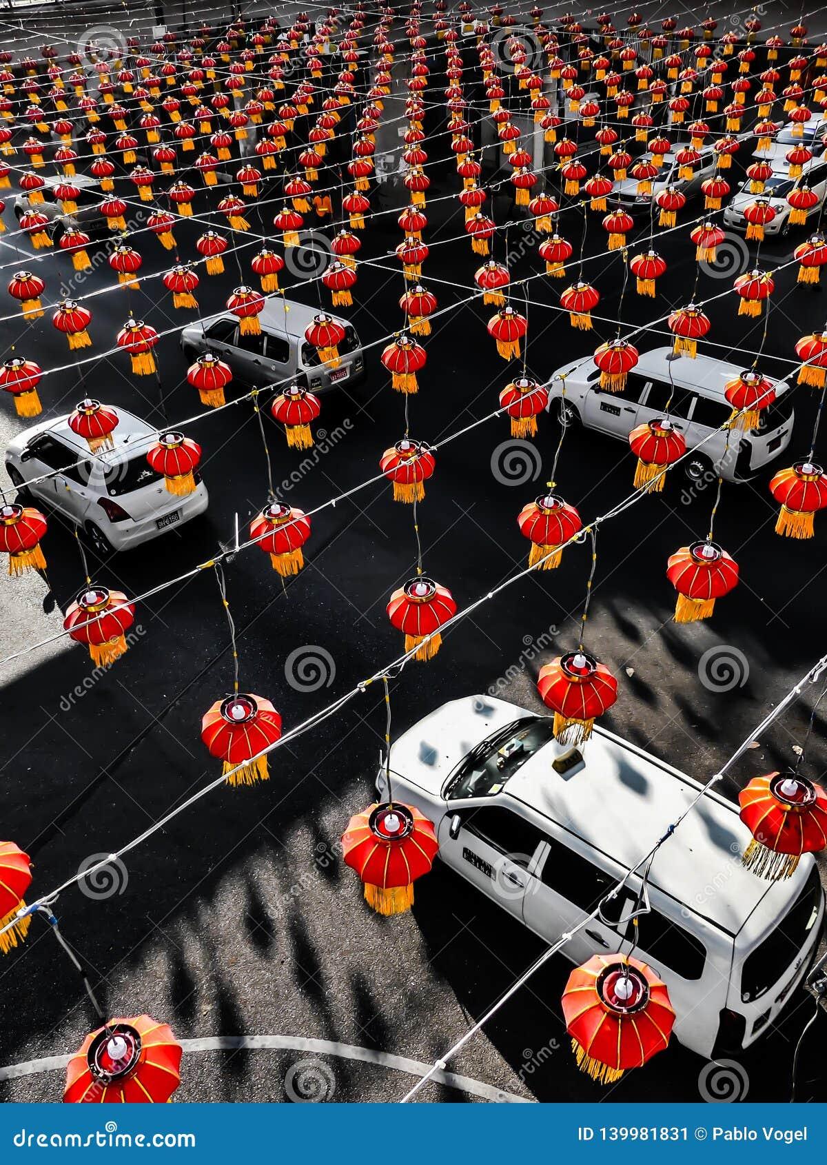 Manières chinoises à Yangon
