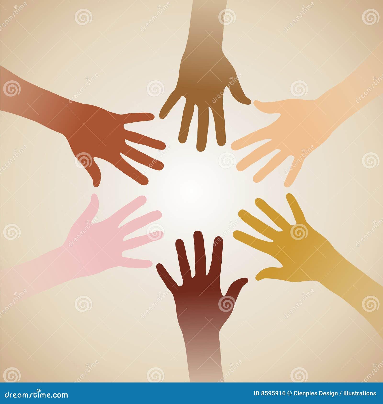 Mani di diversità