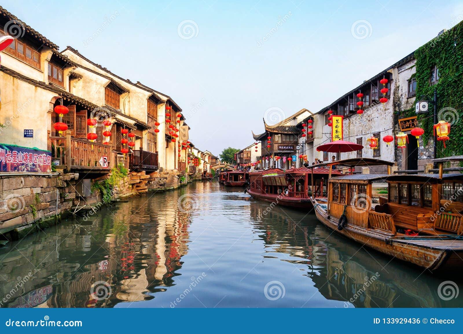 Manica a Suzhou, Cina