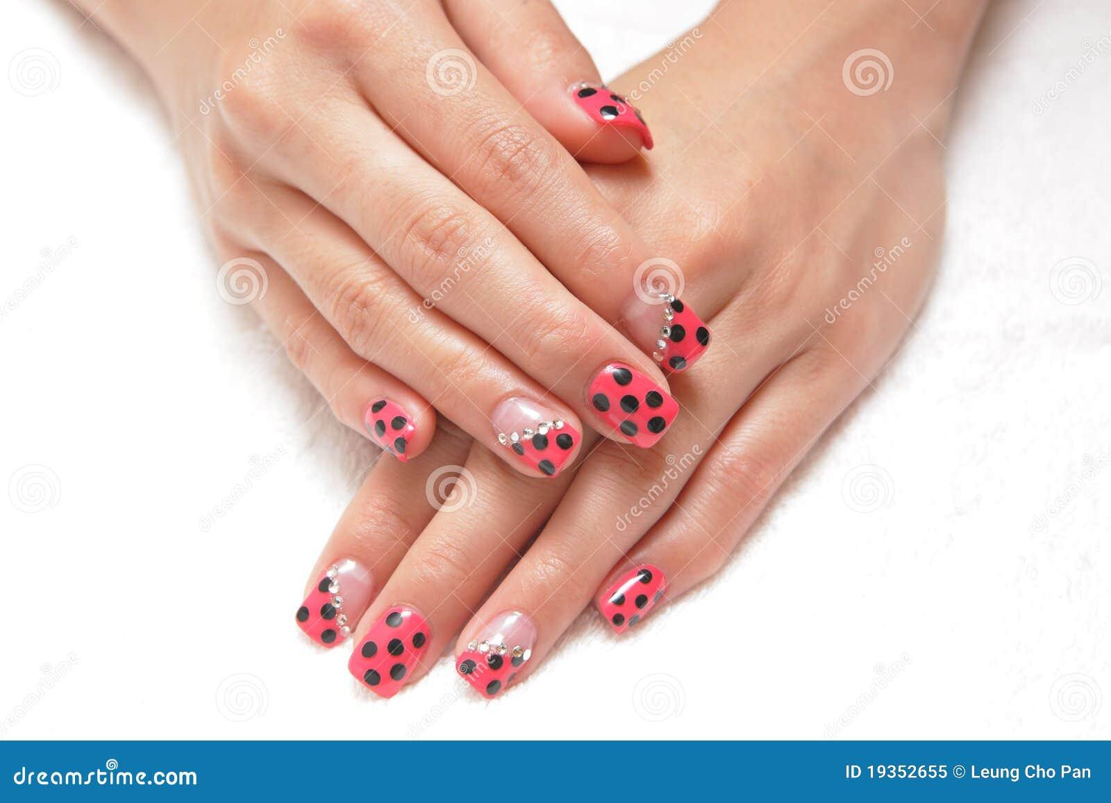 Manicure agradável