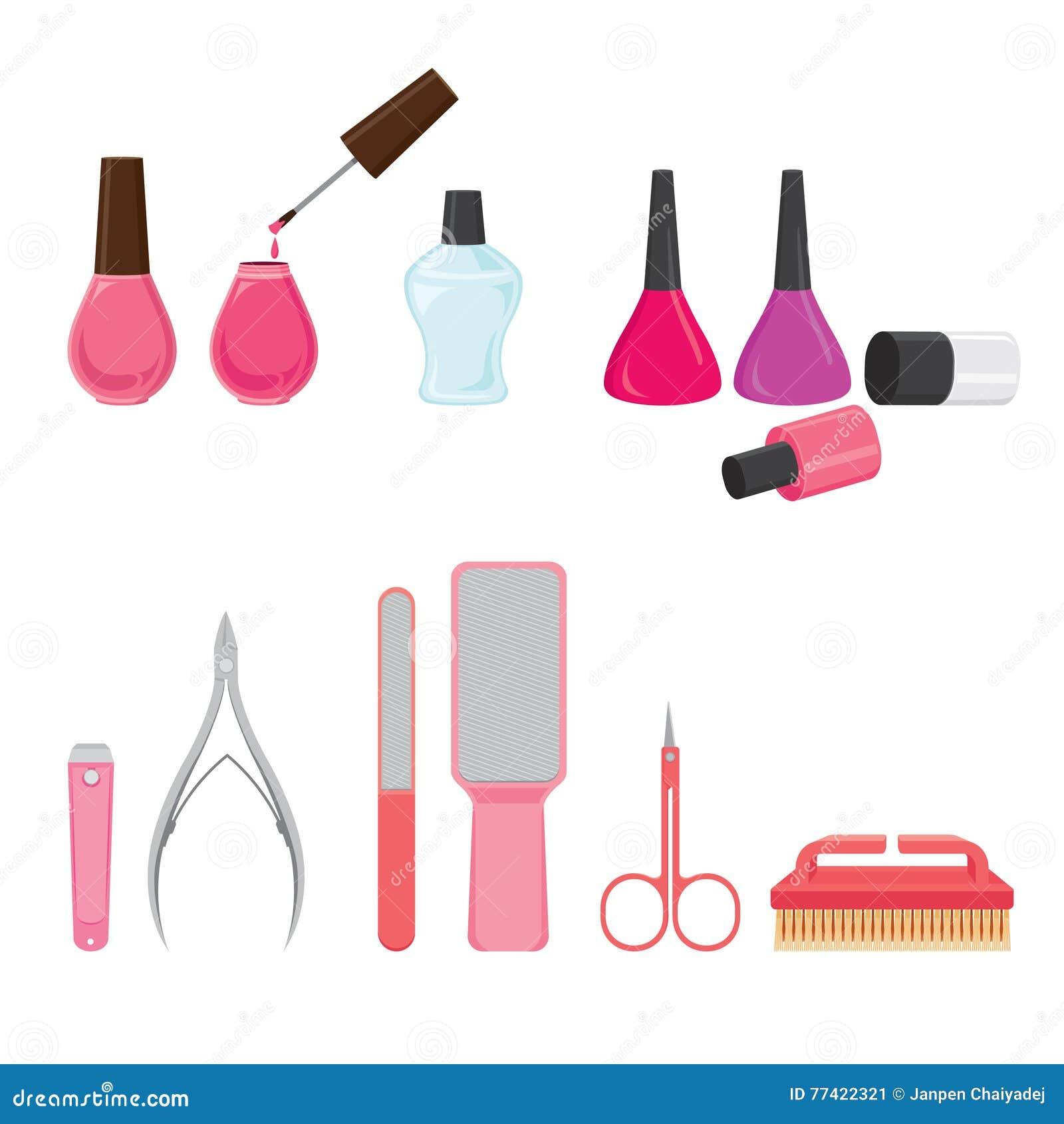 Nail Salon Beauty Ladies Fashion Lifestyle