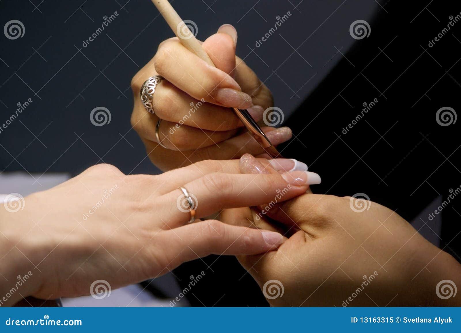 Manicureprofessionell