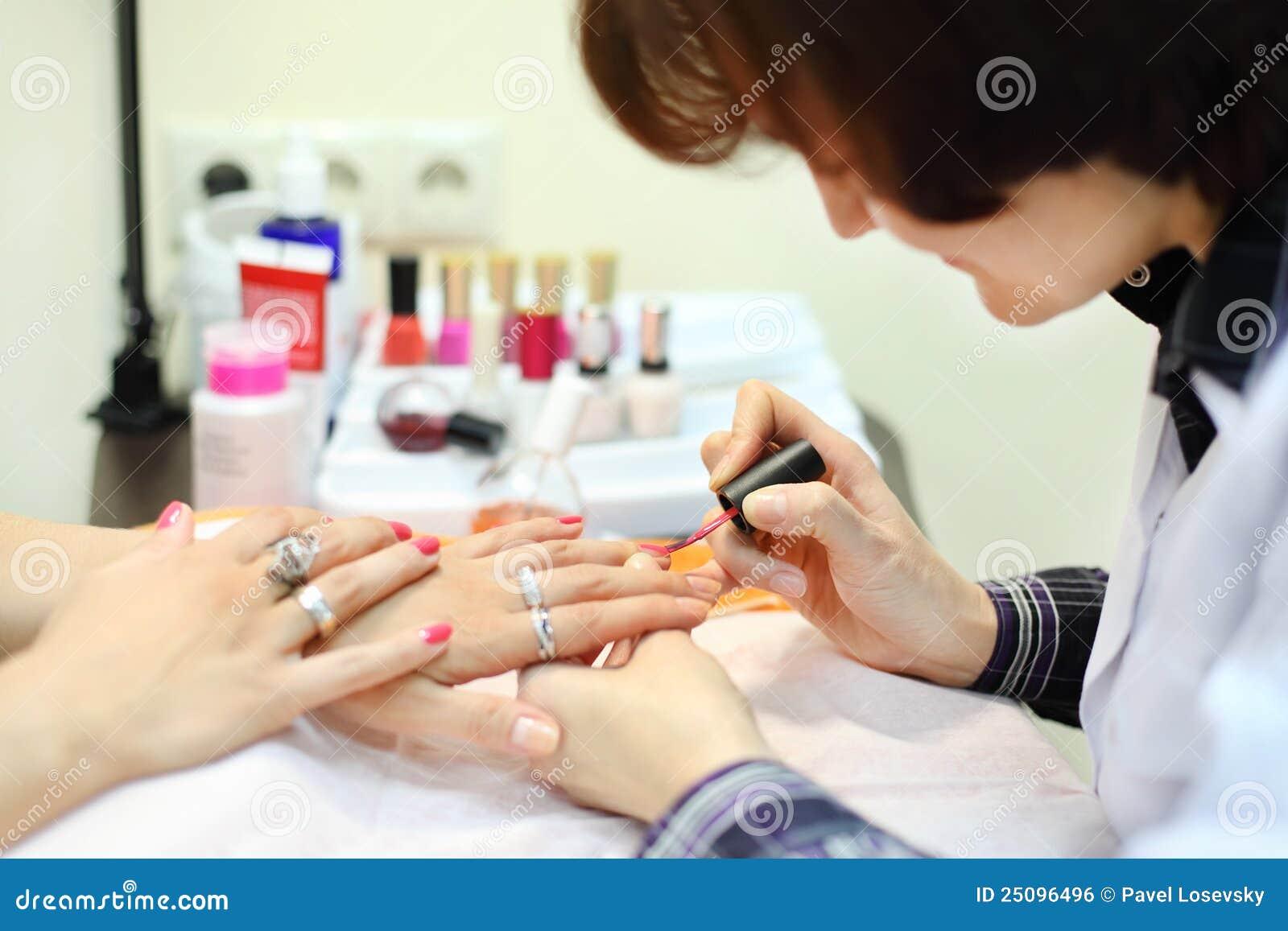 Nail Spa Pedicure
