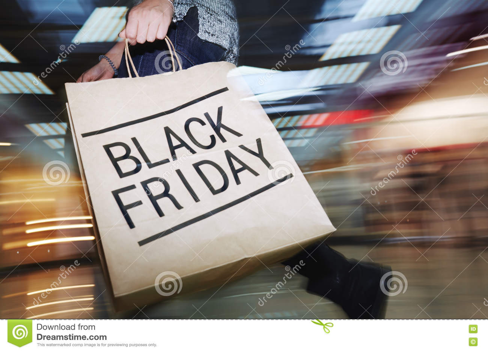 Manie de Black Friday