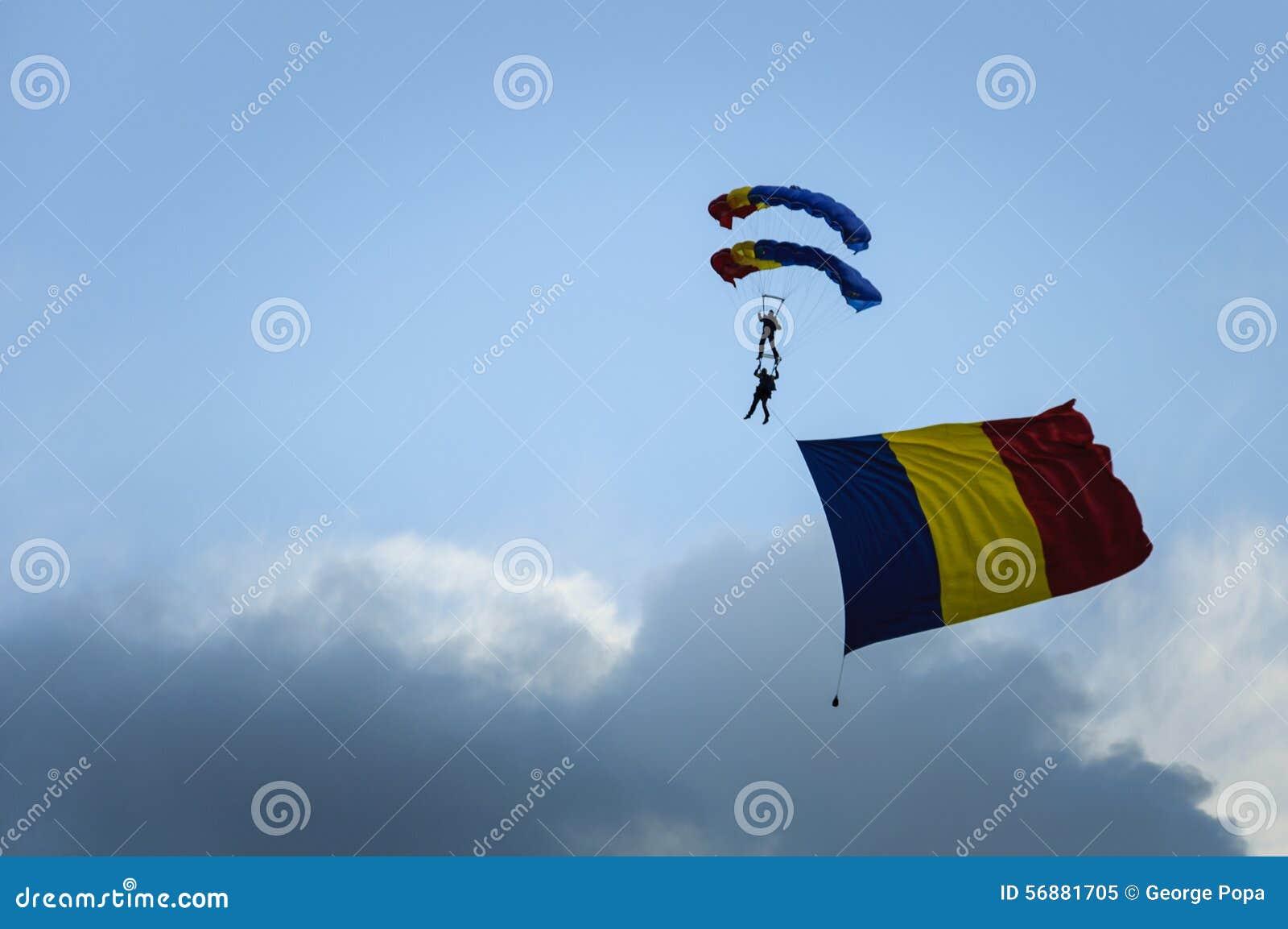 Manifestazione di acrobazie aeree